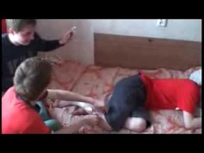 Sehr lustige Streiche von russischen Studenten