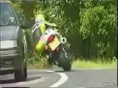 Krasse und dumme Beinahe-Unfälle