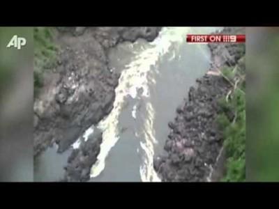 Bungee-Seil reißt und Girl überlebt Horror Sport Unfall