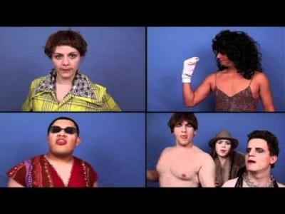 Extrem lustiger Song über witzige Leute im WalMart