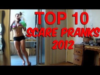 10 Extrem fiese Streiche aus 2012
