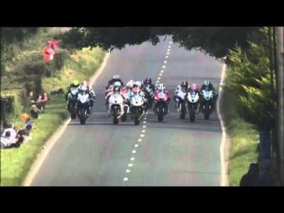 【 Extrem krass 】 Ulster GP - North West 200 - Isle of Man TT