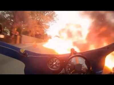 Isle of Man TT Unfälle 【 Extreme Motorradunfälle 】