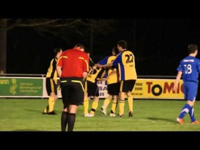 Krasser【 Salto-Elfmeter 】 Extremes Fußball Tor !