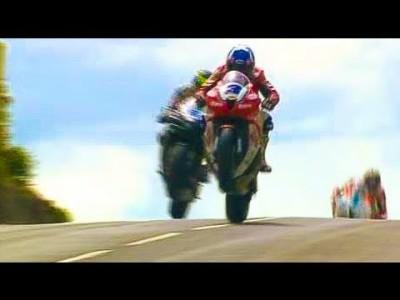 【 Isle of Man TT 】 Schnellstes Straßenrennen der Welt