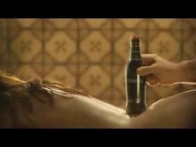 Lustige und sexy Bier Werbung 【 Die Beste der Welt! 】