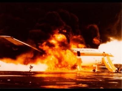 Extreme Flugzeugabstürze und Flugzeugunfälle